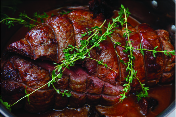 Holiday Brisket with Carrot and Onion Gravy   Perfect Brisket ...