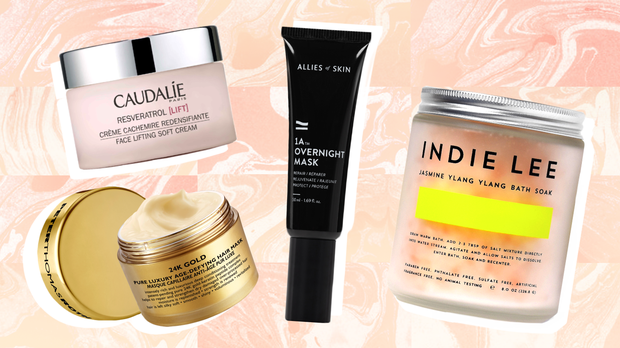Relaxing Beauty Products for When You're Stressed Out AF