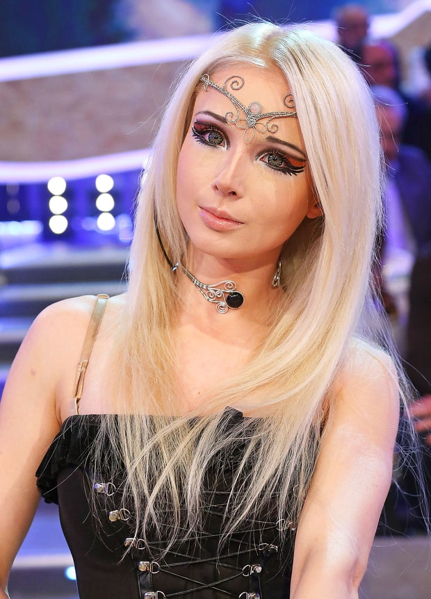 Valeria Lukyanova | Meet 7 Real-Life Barbie and Ken Dolls ...