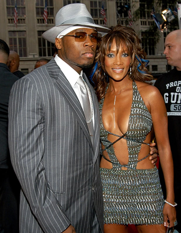 Vivica A. Fox & 50 Cent Make Peace
