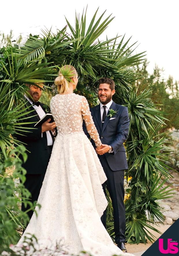 Two-Way Street   Whitney Port's Wedding Album   Us Weekly