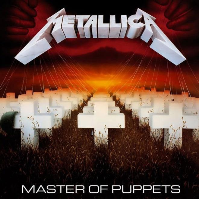 Metallica, 'Master of Puppets' (1986)