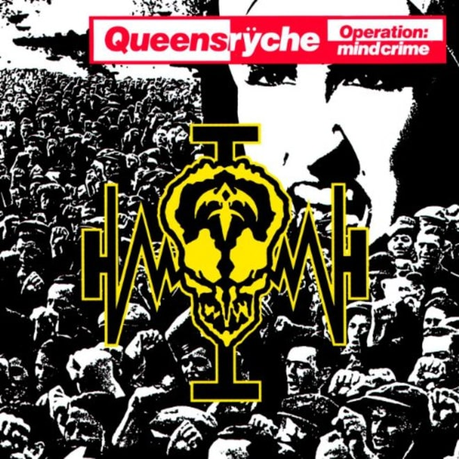 Queensryche, 'Operation: Mindcrime' (1988)