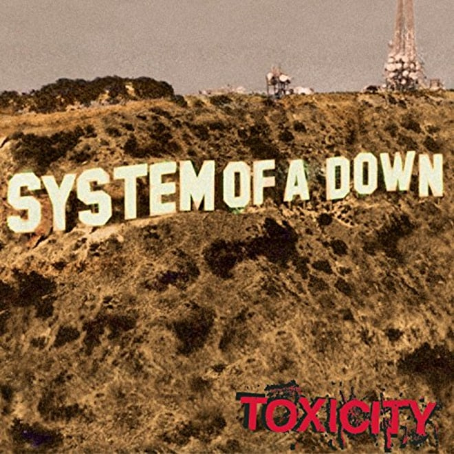 System of a Down, 'Toxicity' (2001)