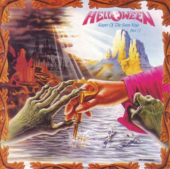 Helloween, 'Keeper of the Seven Keys: Part II' (1988)
