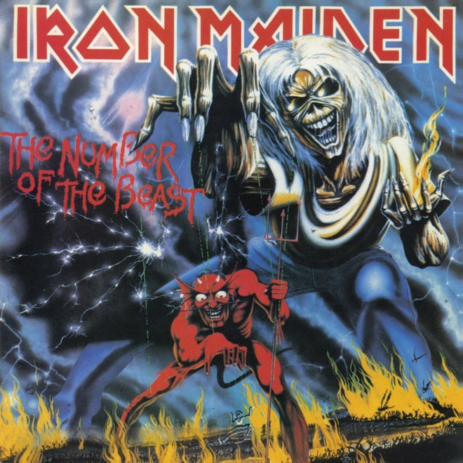 Iron Maiden, 'The Number of the Beast' (1982)