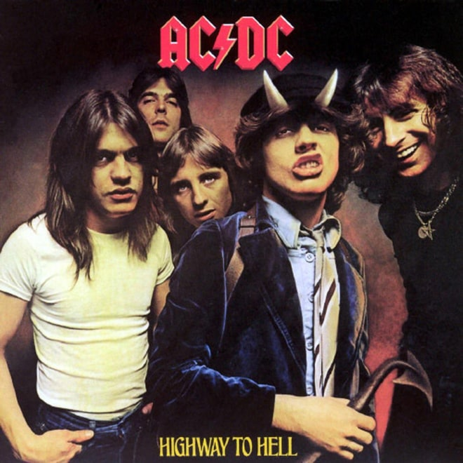 AC/DC, 'Highway to Hell' (1979)