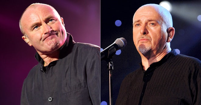 Genesis: 'Lamb Lies Down on Broadway' Reunion With Peter Gabriel (2005)