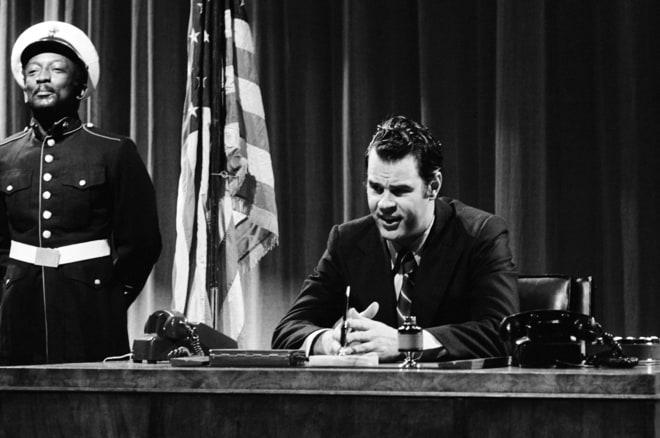 'Nixon's Final Days' (5/8/76)