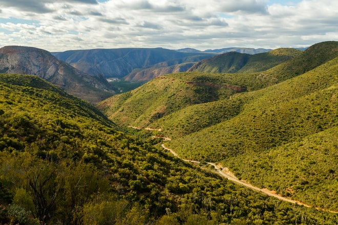 Expedition Africa, South Africa: Mountain Bike, Hike, Kayak, Orienteering