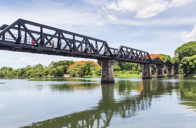 River Kwai Trophy Adventure Race: Running, Swimming, Kayaking, Mountain Biking