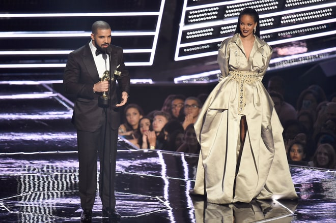 Best: Drake Toasts to Rihanna
