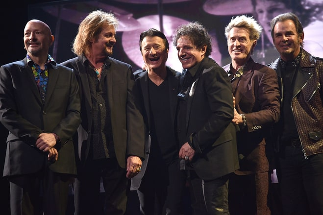 Journey Reunite With Steve Perry