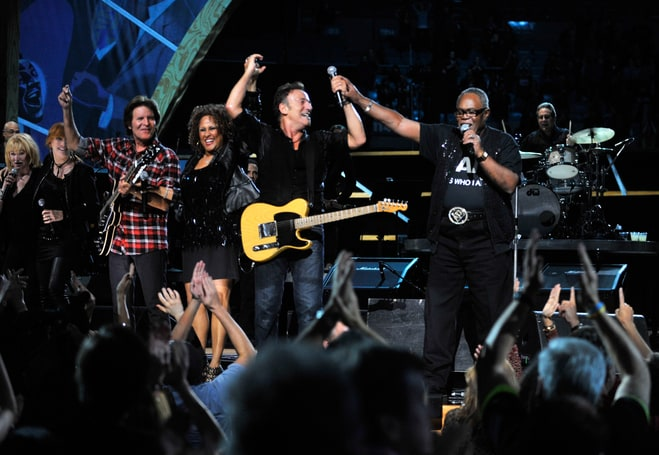 Rock and Roll Hall of Fame 25th Anniversary Concert