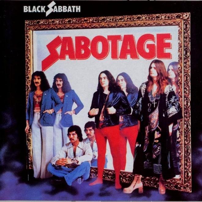 Black Sabbath, 'Sabotage' (1975)