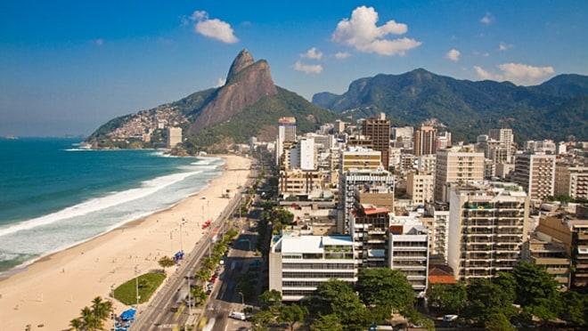 Leblon, Rio de Janeiro, Brazil