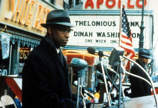 'Malcolm X' (1992)