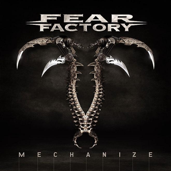 Fear Factory, 'Mechanize' (2010)