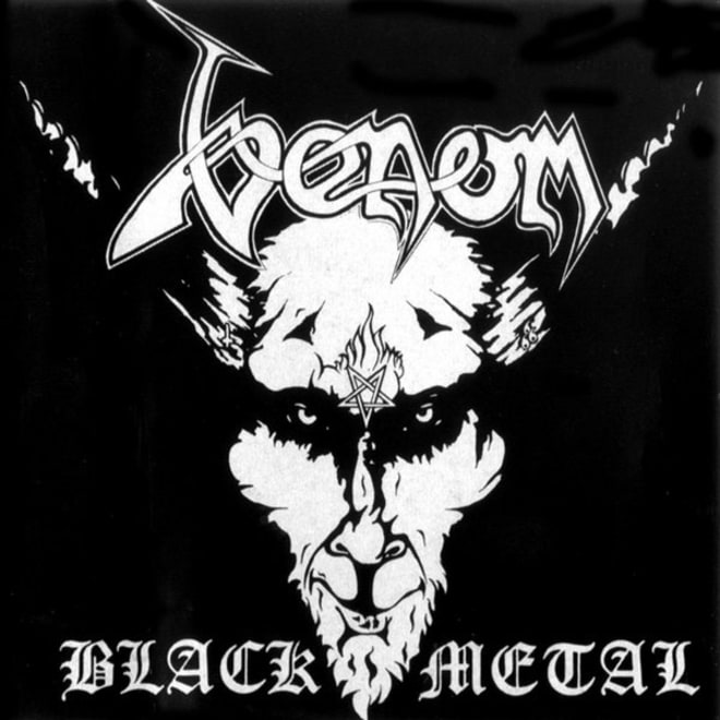 Venom, 'Black Metal' (1982)