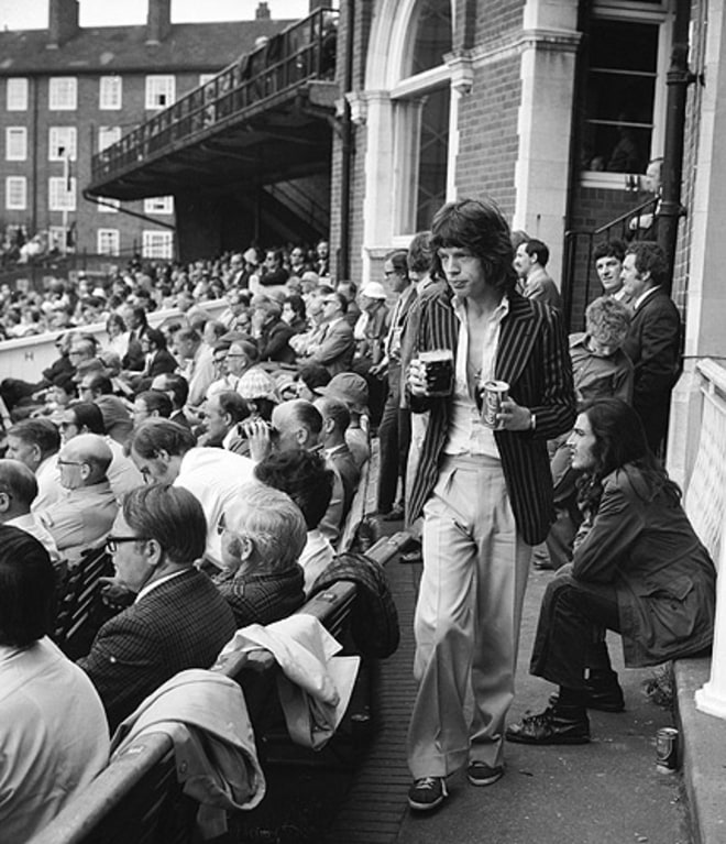 Cricket Match 1972
