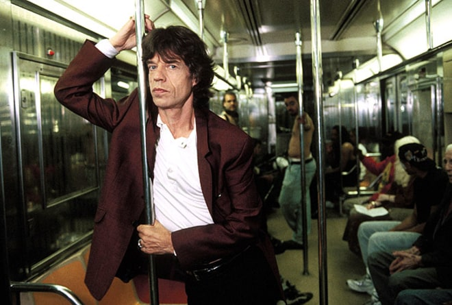 Subway Photo Session 1997