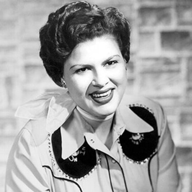 Patsy Cline Today Tomorrow Forever