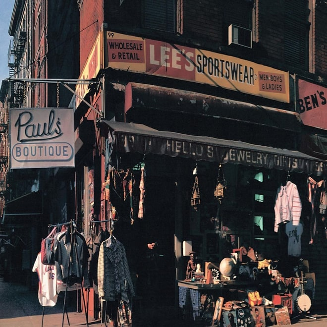 Beastie Boys, 'Paul's Boutique' (1989)