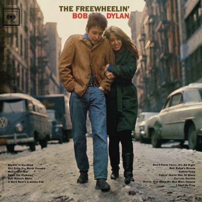 Bob Dylan, 'The Freewheelin' Bob Dylan' (1963)