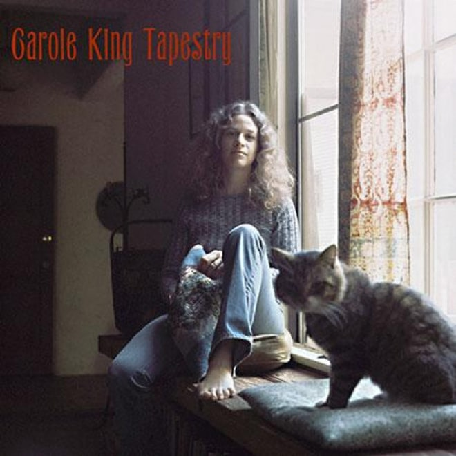 Carole King, 'Tapestry' (1971)