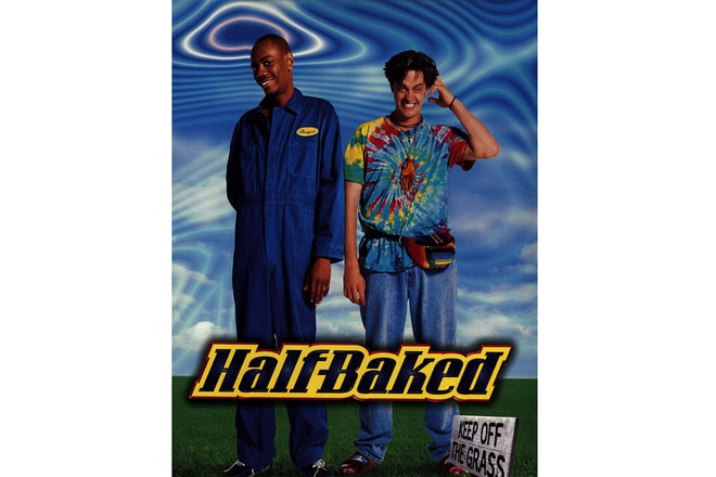 'Half Baked' (1998)
