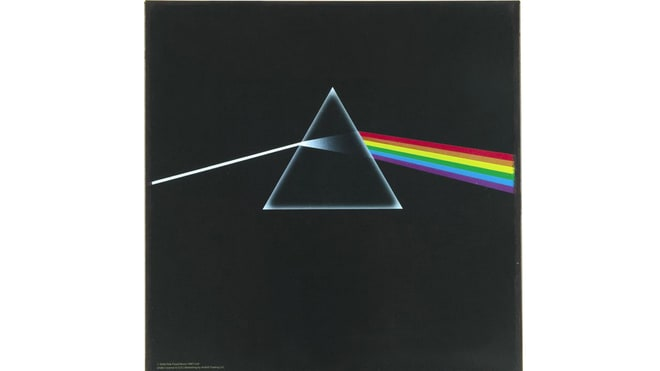Pink Floyd, 'The Dark Side of the Moon' (1973)