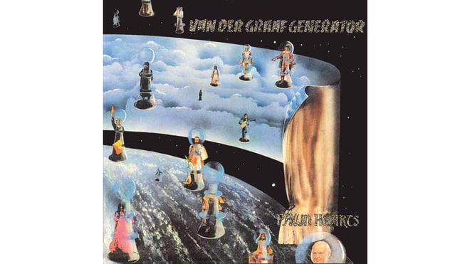 Van Der Graaf Generator, 'Pawn Hearts' (1971)