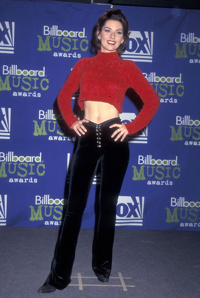 Shania Twain Turns 50 And Looks Fab: What Are Her Beauty Secrets ...