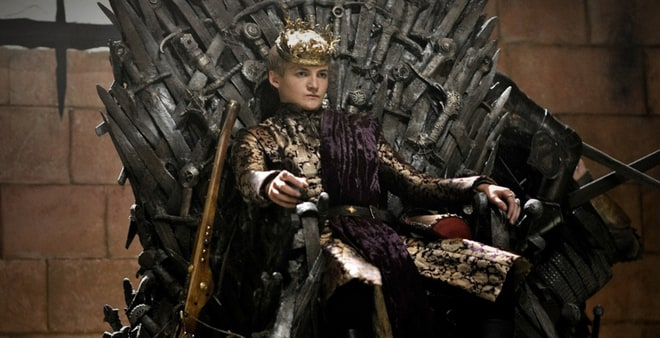 Joffrey Baratheon, 'Game of Thrones'