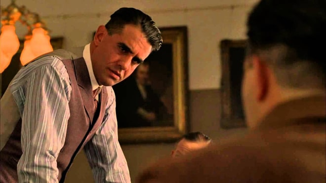 Gyp Rosetti, 'Boardwalk Empire'