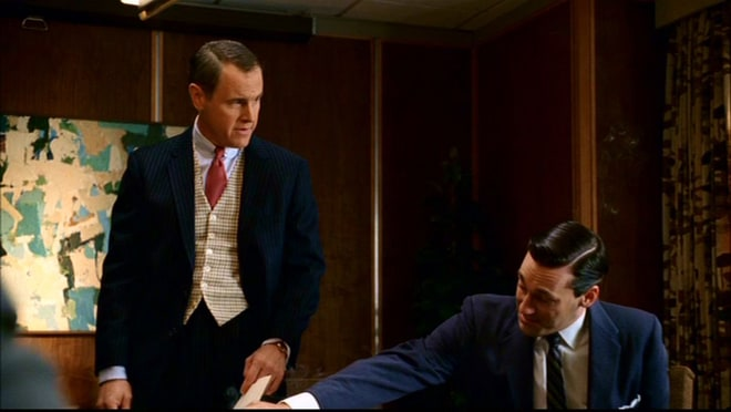 Duck Phillips, 'Mad Men'