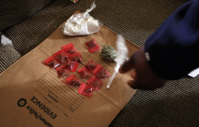 Myth: Using marijuana leads to crime and delinquency