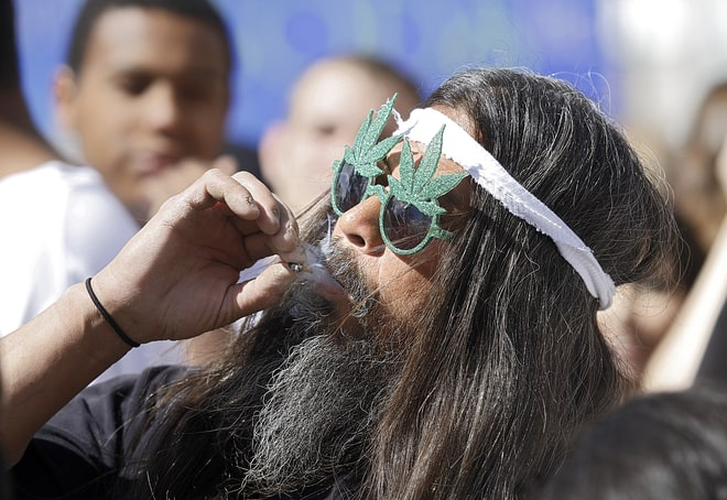Myth: Marijuana is a dangerous drug