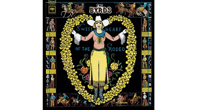 The Byrds, 'Sweetheart of the Rodeo' (1968)