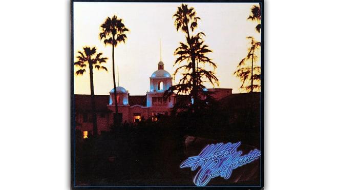'Hotel California,' 1976
