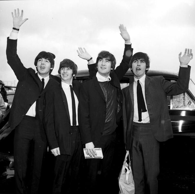 Hear Beatles' Newly Remixed 'Boys' From Hollywood Bowl news