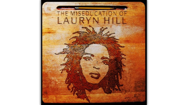 3. Lauryn Hill, 'The Miseducation of Lauryn Hill' (1998)