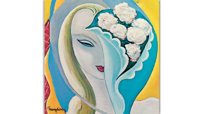 2. Derek & the Dominos, 'Layla and Other Assorted Love Songs' (1970)