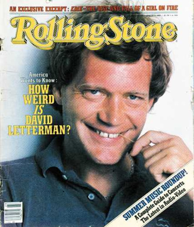 1982 Rolling Stone Covers | Rolling Stone