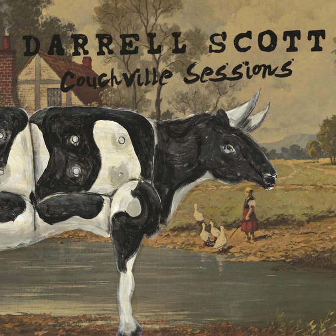 Darrell Scott, 'Couchville Sessions'