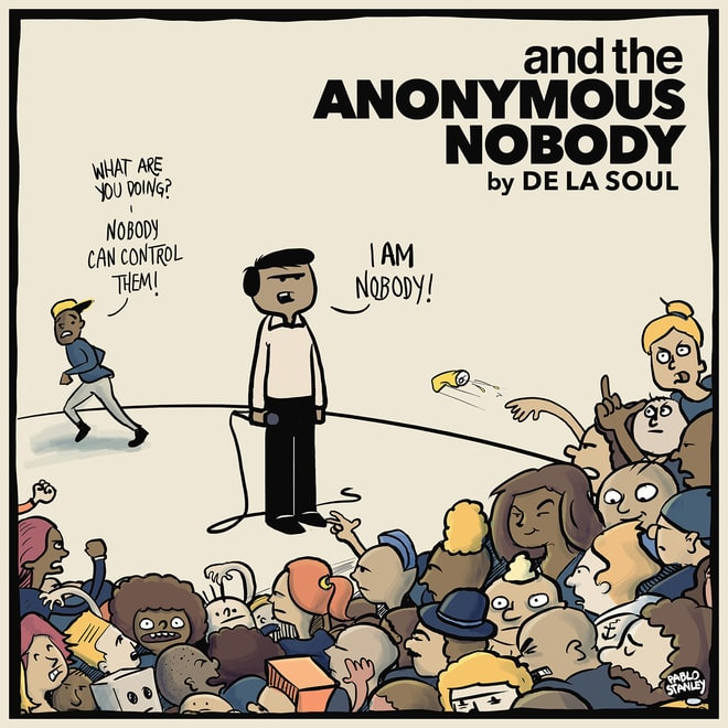 De La Soul, 'And the Anonymous Nobody'