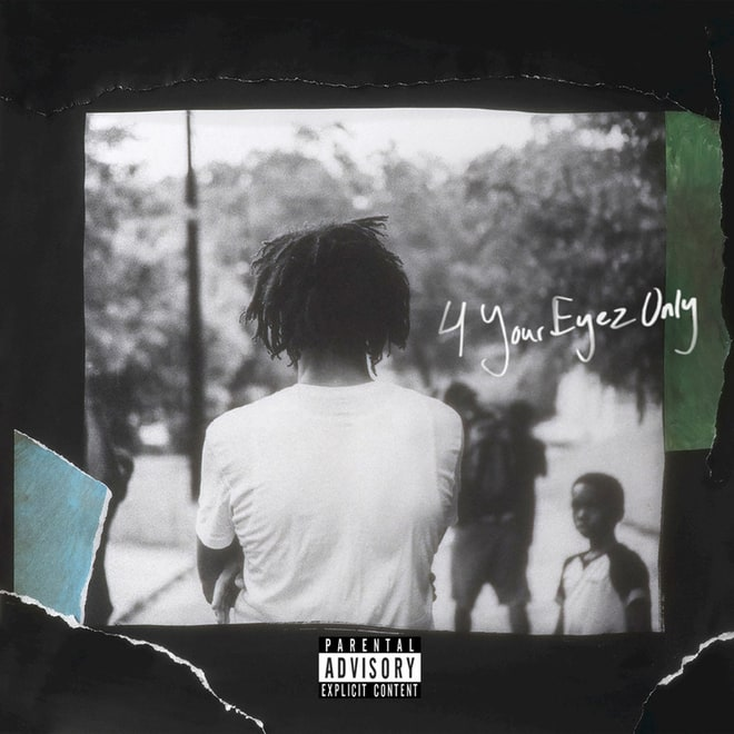 J. Cole, '4 Your Eyez Only'