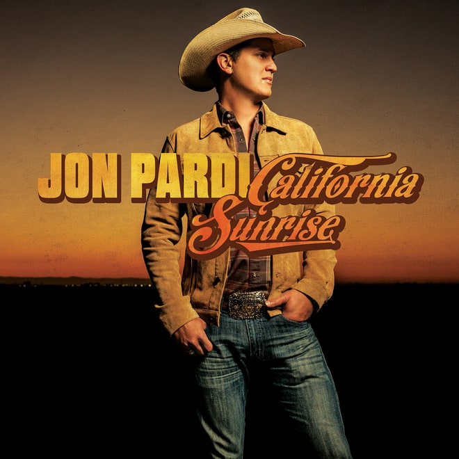 Jon Pardi, 'California Sunrise'
