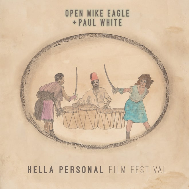 Open Mike Eagle + Paul White, 'Hella Personal Film Festival'