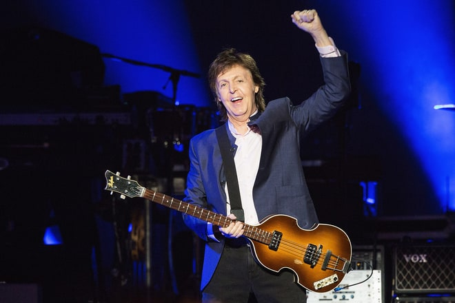 Paul McCartney In An Article Entitled 63 Most Anticipated Albums Of 2017 Rolling Stone Writes